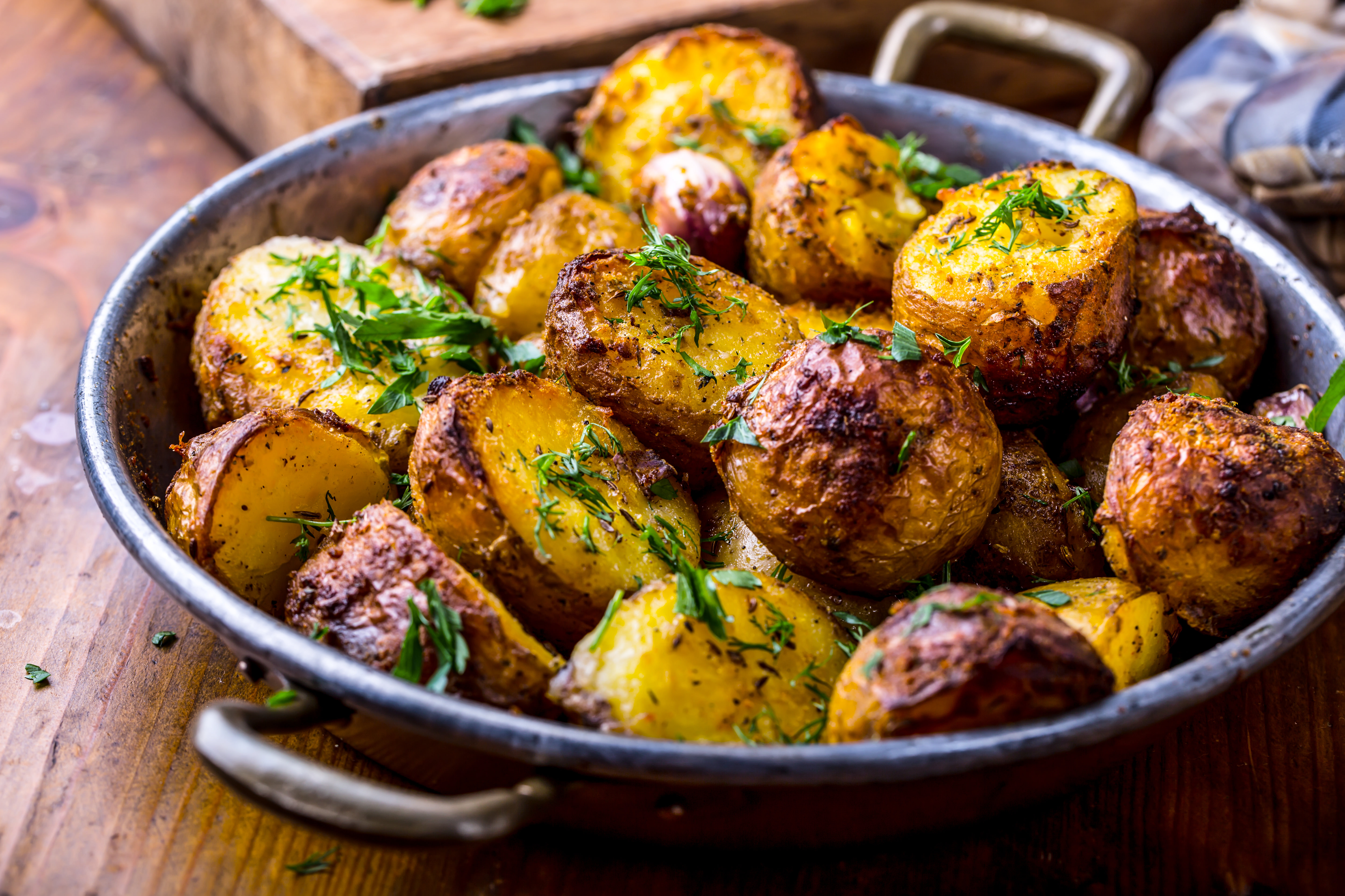 5 Low-Fat Ways to Cook Potatoes
