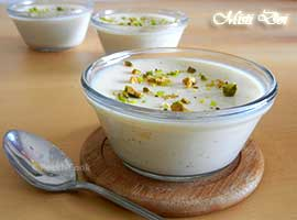 Bengali Misti Doi Or Mitha Dahi Or Sweet Yoghurt