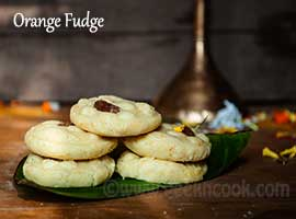 Orange Sondesh