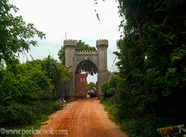 Hidden castle - A Complete Weekend Gateway From Hyderabad