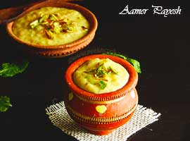 Aamer Payesh Or Mango Rice Pudding