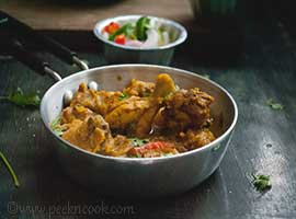 Bachelors' Chicken Curry