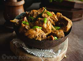 Bono Bihari Murgi or Bengali Spicy Chicken Curry
