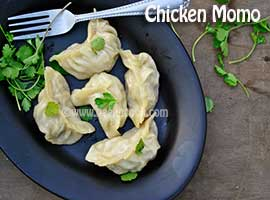 Tibetan Chicken Momo