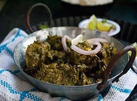 Chicken Saagwala