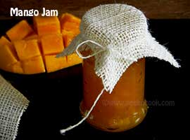 Homemade Mango Jam Without Pectin