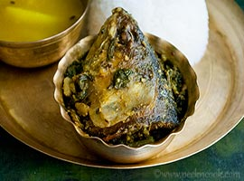 Ilish Macher Mathar Chenchra