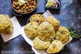 How To Make Methi Poori