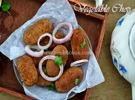 Vegetable/Bhegitabile Chop/Cutlet