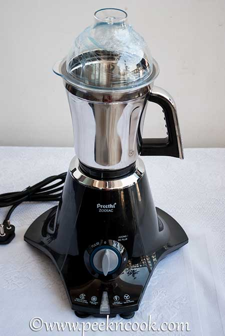 Preethi Zodiac Mixer Grinder Product Review