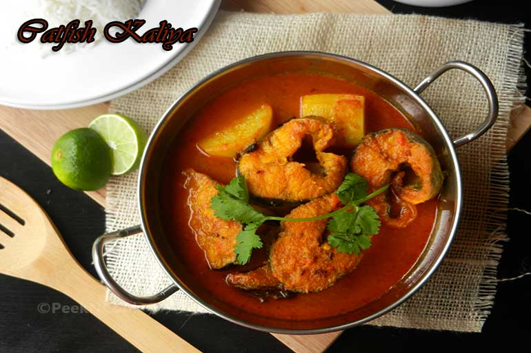 Catfish Curry
