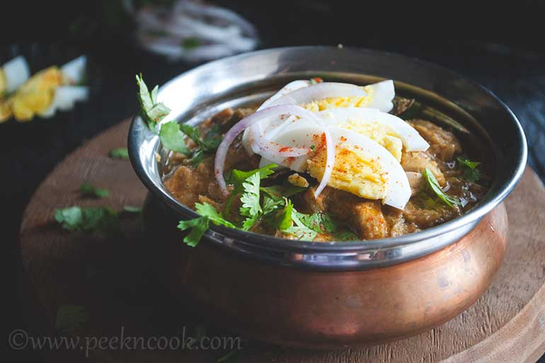 Chicken Bharta