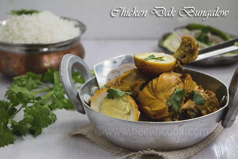 Dak Bungalow Chicken
